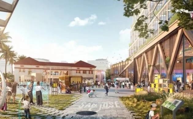 GoogleC construirá una nueva sede en California