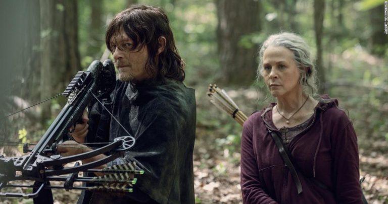 The Walking Dead terminará en la temporada 11