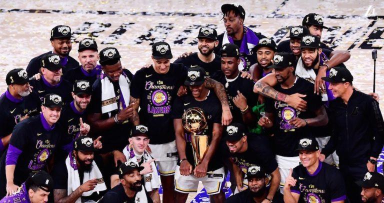 Los Ángeles Lakers derrotan a Miami