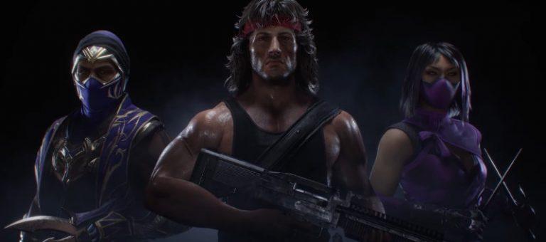 Mortal Kombat 11 anuncia 3 nuevos personajes