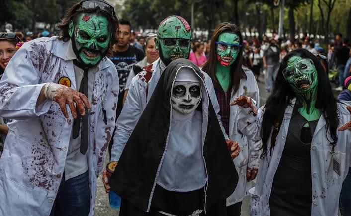 Ya hay fecha para la marcha zombie de la CDMX