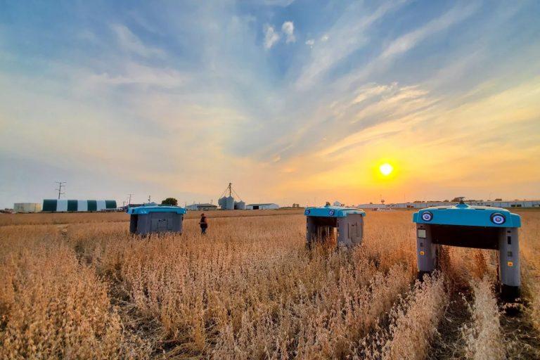 Mineral: los vehículos inteligentes que salvarán la producción de alimentos a nivel mundial.