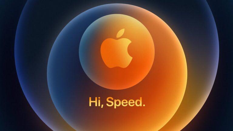 Evento de presentación del iPhone 12