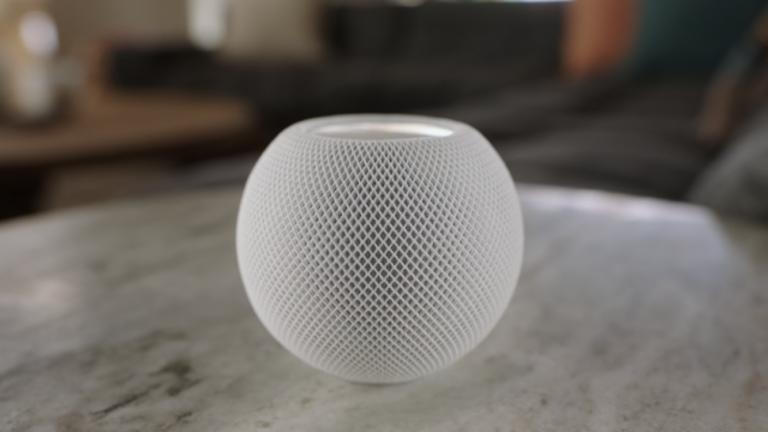 Apple presenta el HomePod mini