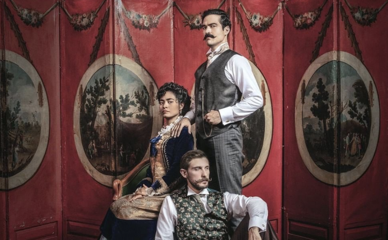 El baile de los 41: espléndida película mexicana